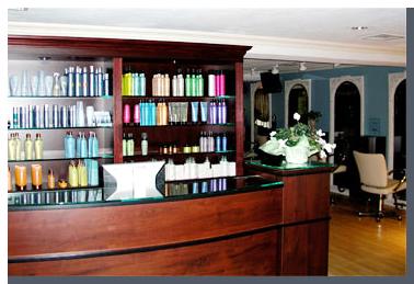 Blue vintage salon - Vintage salon images ...